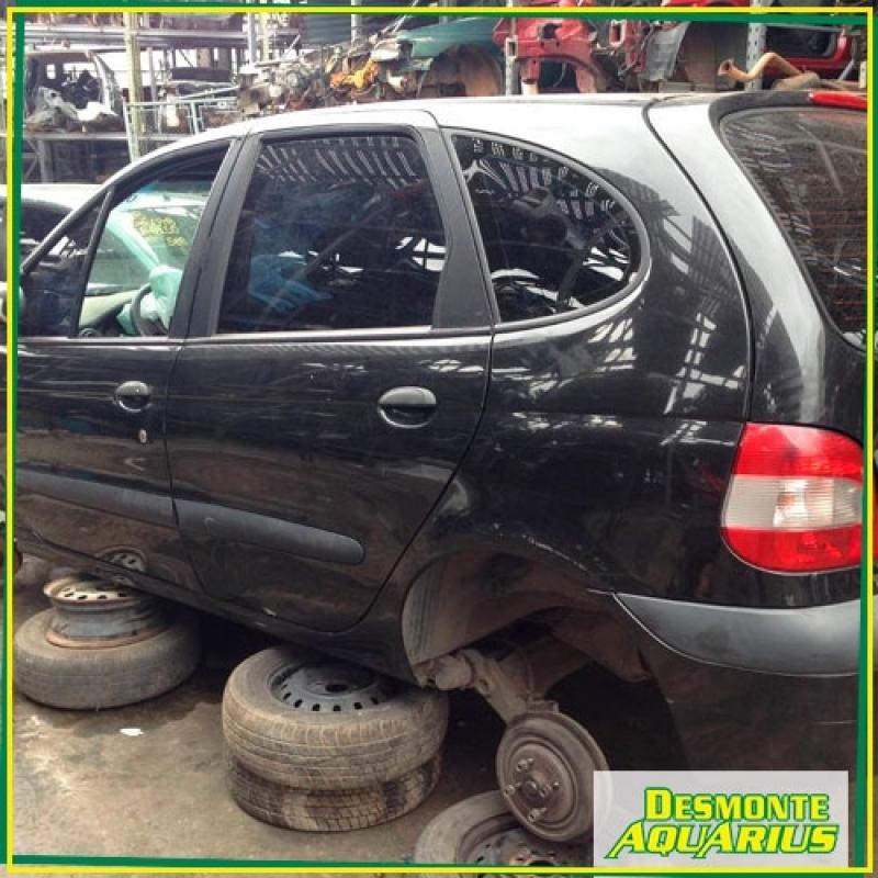 Loja de Venda de Peças Usadas Renault Americana - Venda de Peças Usadas Carros