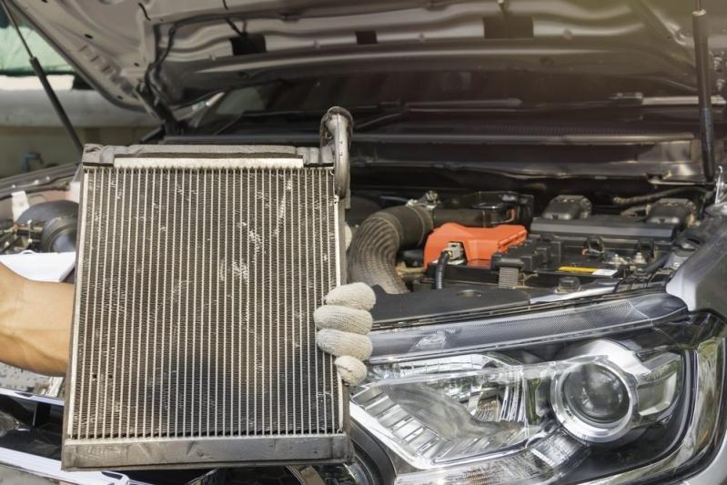 Radiador Carros Importados Valores Parque do Carmo - Radiador para Carros Importados