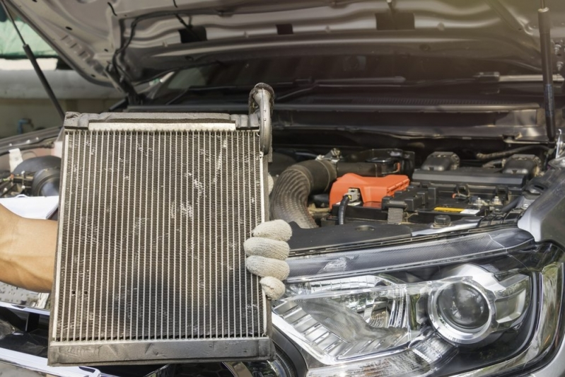 Radiador de Carro Valores Butantã - Radiador para Carros Importados