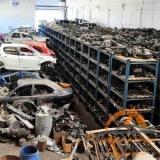 desmanche carros importados orçar Campo Grande