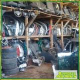 desmanche de automóveis localização Jabaquara