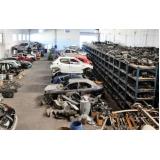 desmanche de carros importados