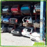 fornecedor de peças para carros batidos Grajau