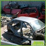loja de peças para carros batidos Marapoama