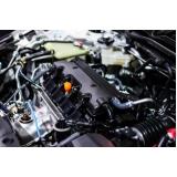 motor de um carro Itatiba