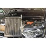 radiador carros importados valores Parque do Carmo