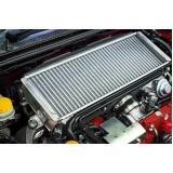 radiador de carro
