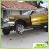 suspensão a ar para carros antigos
