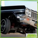 trocar a suspensão hidráulica para carros Poá