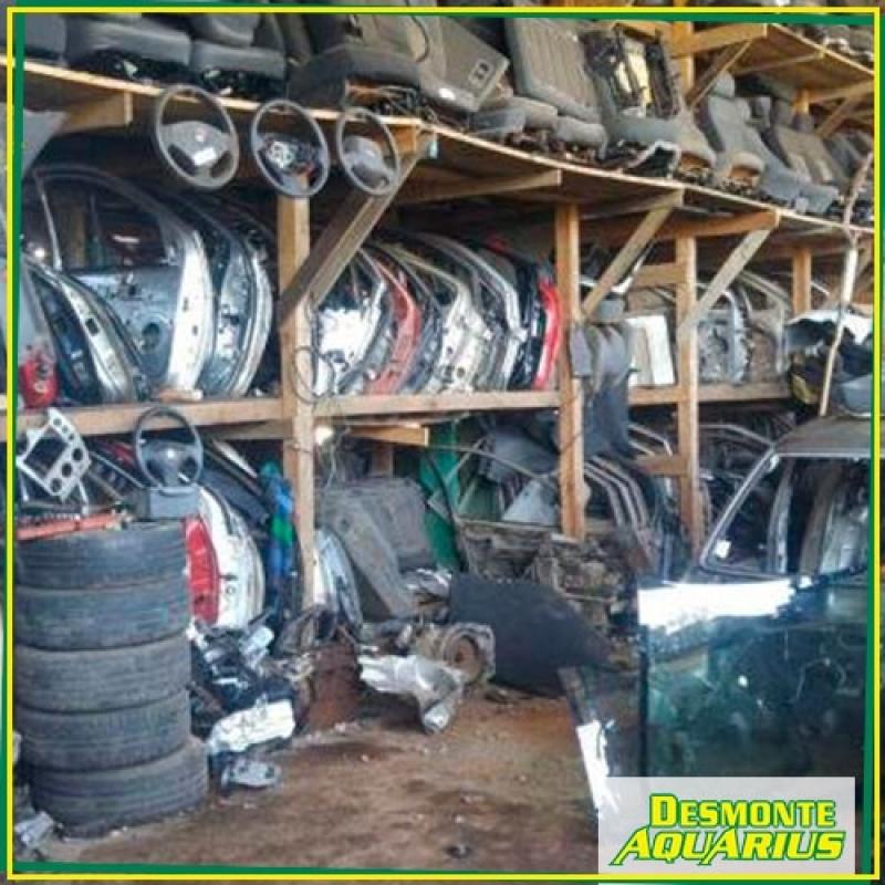 Venda de Peças Usadas Importados Preço Mairiporã - Venda de Peças Usadas e Acessórios para Carros